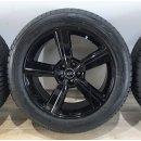 4 x Original Audi Etron 9x20 Zoll ET38 Winterreifen 4KE601025S Reifen 255/50 schwarz