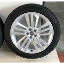 4 x Original Audi Q5 SQ5 FY 8x20 Zoll ET39 Winterreifen 80A601025L Reifen 255/45