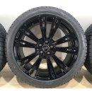 4 x Original Audi A8 4N D5 9x20 Zoll ET40 Winterreifen 4N0601025Q Reifen 265/40 schwarz