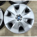 4x Original BMW 1er F20 F21 6,5x16 Zoll ET33 Felgen 6787929 Stahlfelgen