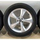 4x Original Audi Q5 SQ5 FY 7x19 Zoll ET34 Winterreifen 80A601025K Reifen 235/55